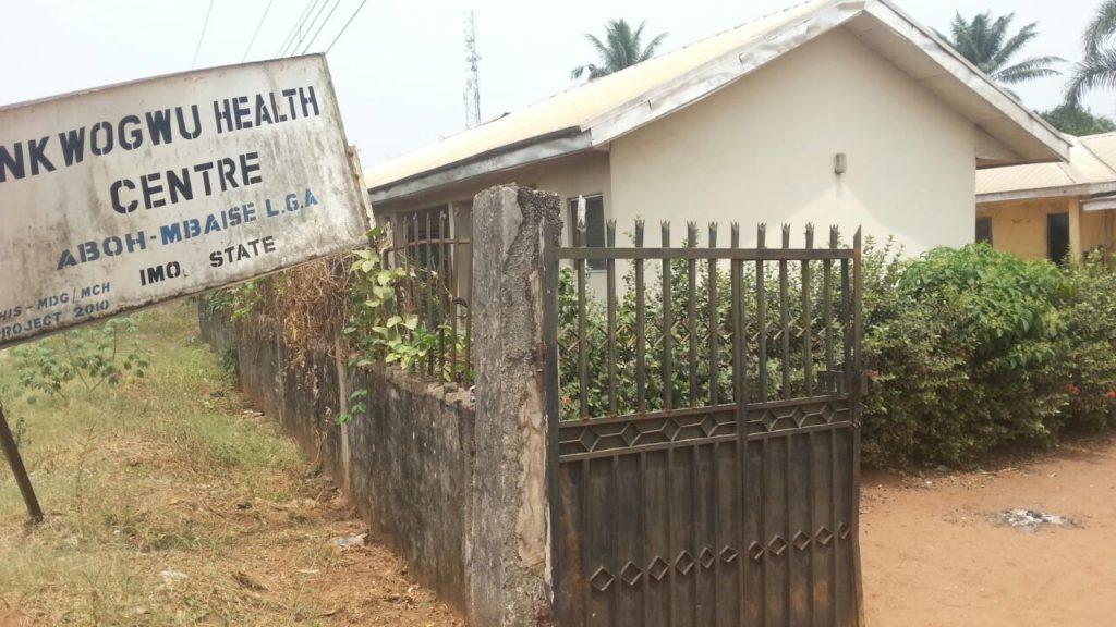 NKWOGWU HEALTH CENTER