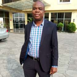 Dr. Isdore Nwokoma Aririguzo (Vice President Nigeria)